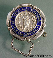 State Registration Badge - General Nursing Council for England and Wales